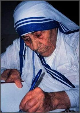 the life and ministry of mother teresa Ministries of mercy: mother teresa her assigned ministry was in the as it might be the mother of us all glorying in what we all possess—this life in.