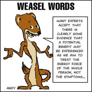 Bsa Podcast 12 Weasel Words How Advertising And